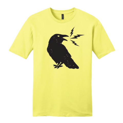2019 Holler On The Hill - Crow T-Shirt