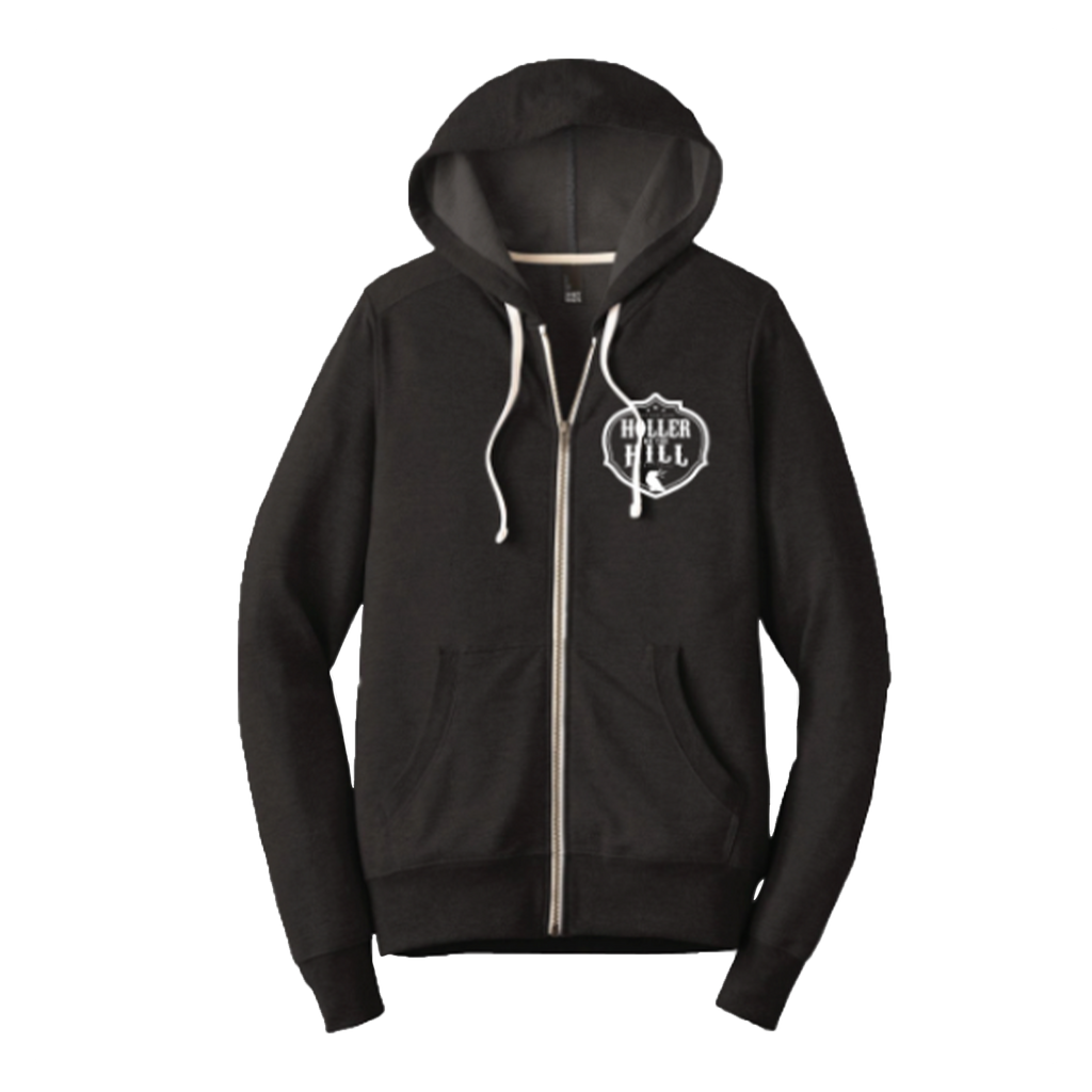 2019 Holler On The Hill - Zip Up Hoodie