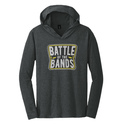 2019 Battle of the Bands Pullover Hoodie Black