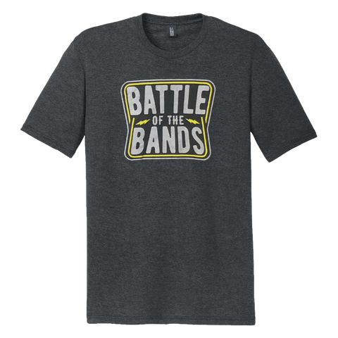 2019 Battle of the Bands T-Shirt Black