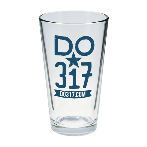 Do317 Pint Glass