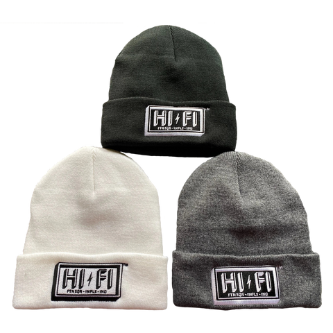 HI-FI Stocking Hat