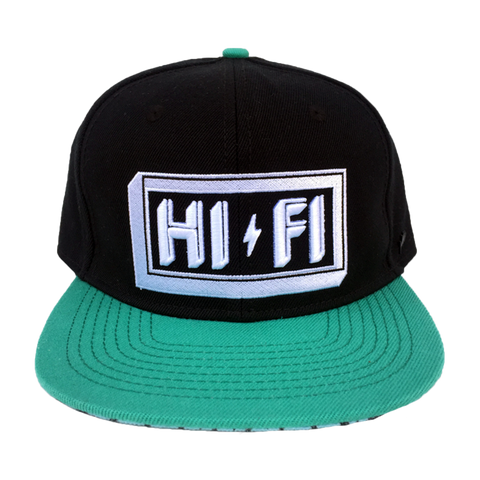 HI-FI No Bad Ideas Snapback Hat