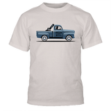 2018 Holler On The Hill Vintage Truck T-Shirt