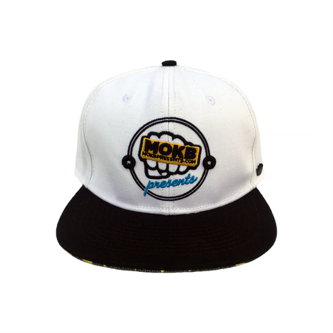 MOKB No Bad Ideas Snapback Hat