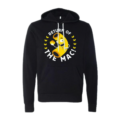 Return of the Mac Hoodie