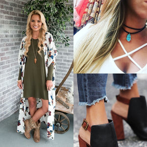 My Top 3 Favorite Fall Fashion Trends 2016!