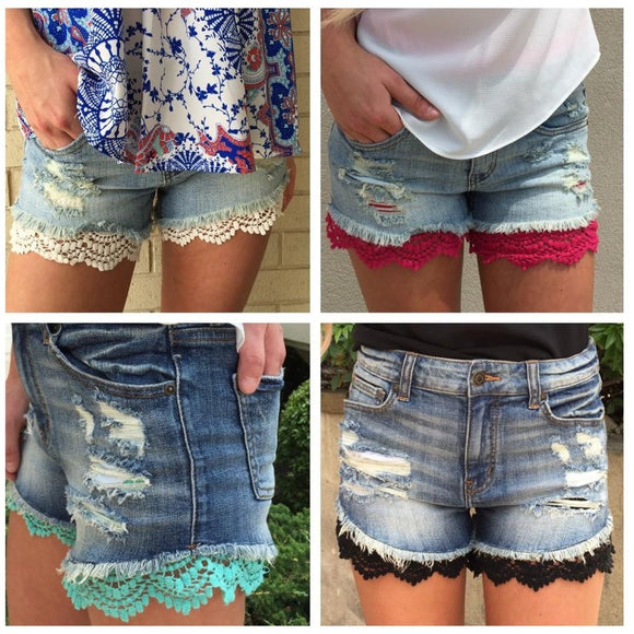 Shorts Extenders