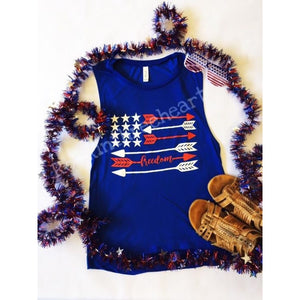 Freedom & Feather Tank