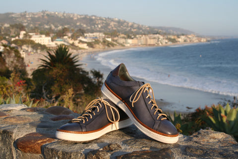 Ron White - Men's Jacoby Sneaker - Seaside Soles