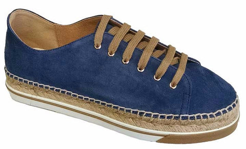 Andre Assous - Sneakpadrille Suede Sneaker
