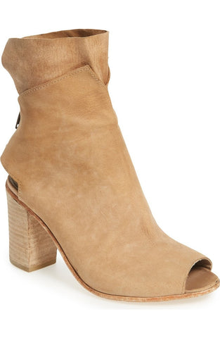 Free People - Golden Road Bootie - Seaside Soles