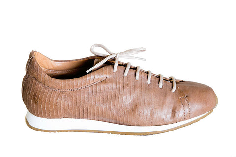 Gidigio - Cerato Leather Sneaker Cuoio - Seaside Soles