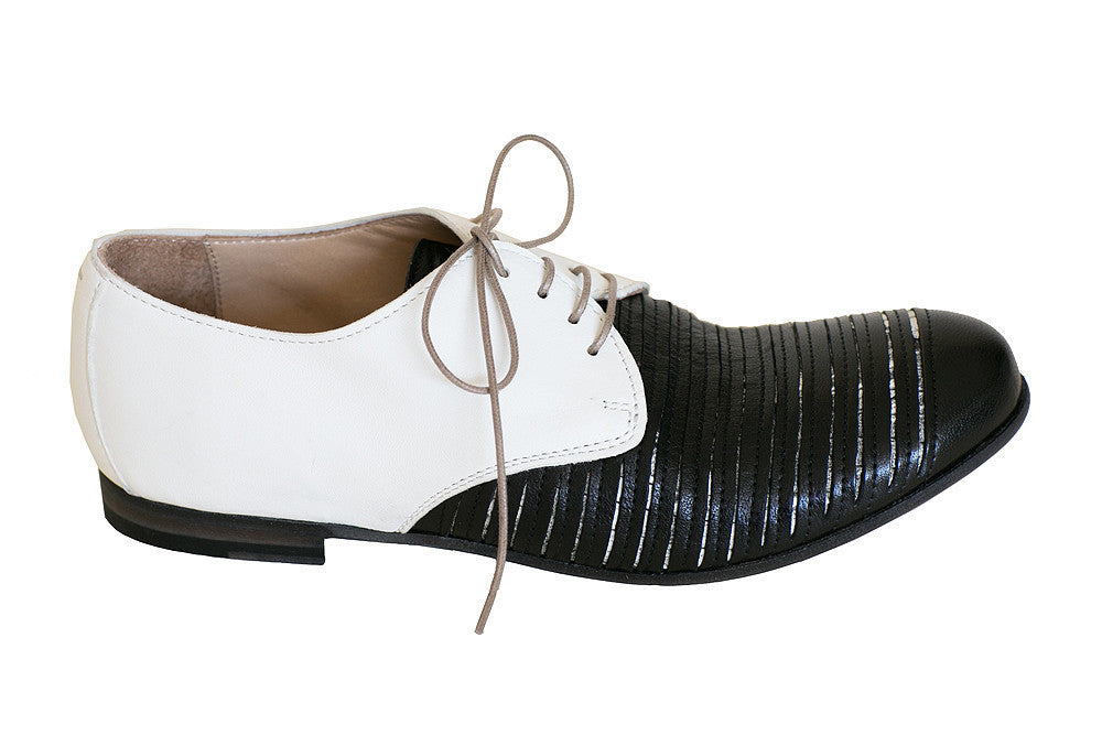 I.N.K. - Sorr Jet Lace-Up Oxford - Seaside Soles