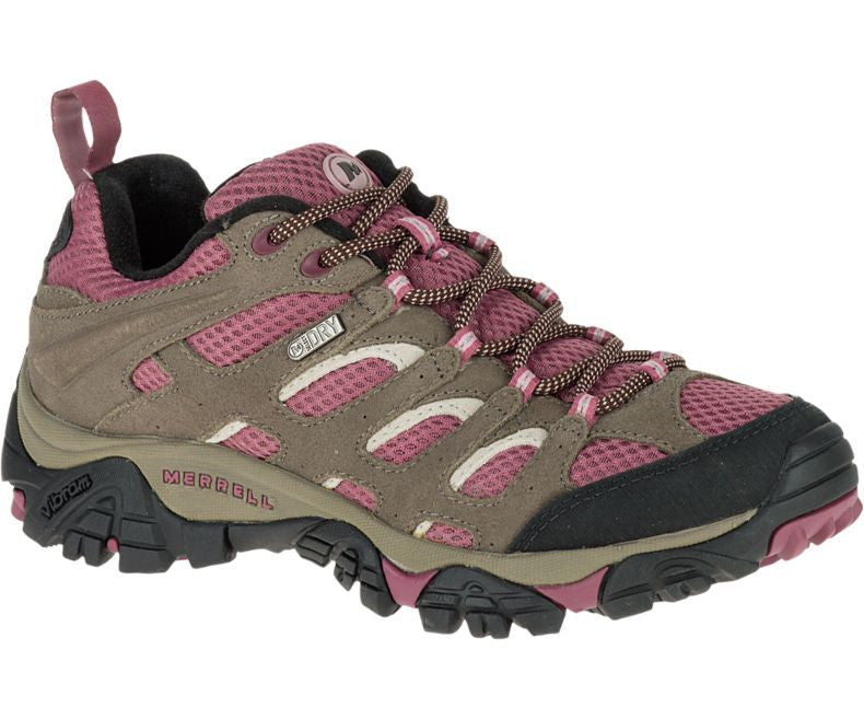Merrell - Moab Waterproof Hiking Sneaker - Seaside Soles