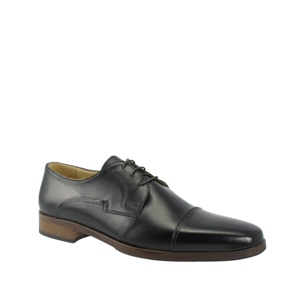 Ron White - Ryder Cap-Toe Oxford - Seaside Soles