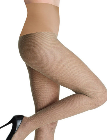Commando - Galaxy Net Tights - Seaside Soles