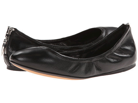 Dolce Vita - Arden Leather Flat - Seaside Soles