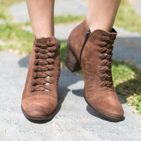 Free People - Loveland Ankle Bootie