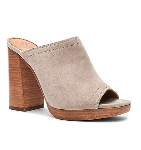 Frye - Karissa Open Toe Mule - Seaside Soles