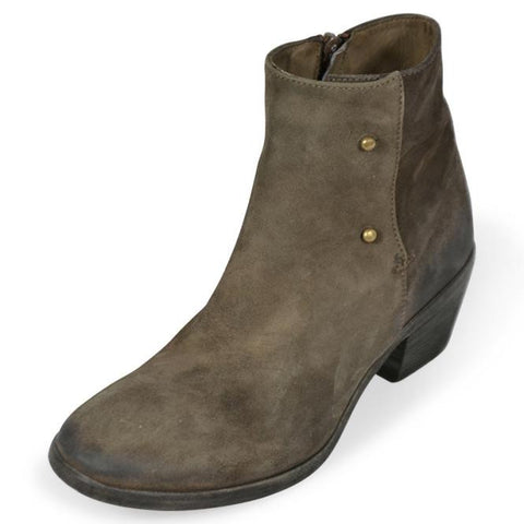 Gidigio - T. Capo Leather Bootie - Seaside Soles