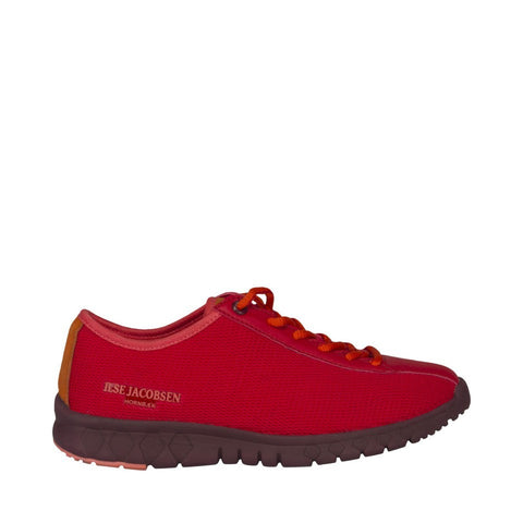 Ilse Jacobsen - Oak 200 Red Sneaker - Seaside Soles