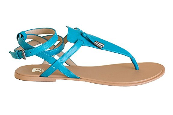 Joe's Inquire Sandal in Sky Blue - Seaside Soles