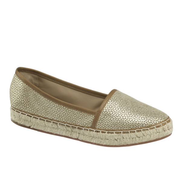 Johnston & Murphy - Jaden Espadrille Slip-on Flat - Seaside Soles