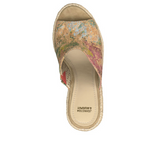 Johnston & Murphy - Myrah Wedge Slide Sandal - Seaside Soles