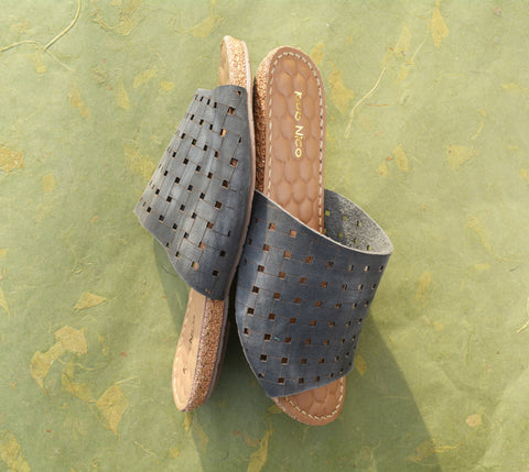 Klub Nico - Gratzie Slide-on Sandal - Seaside Soles
