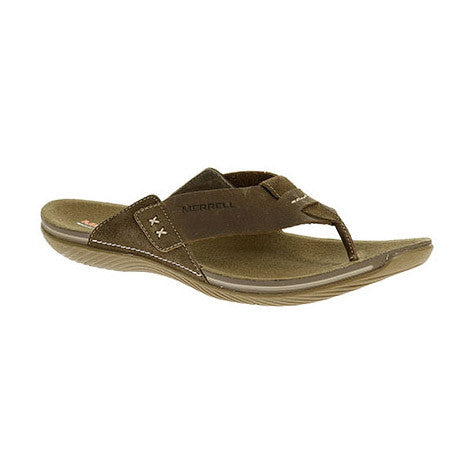 Merrell - Men's Bask Thong - Seaside Soles