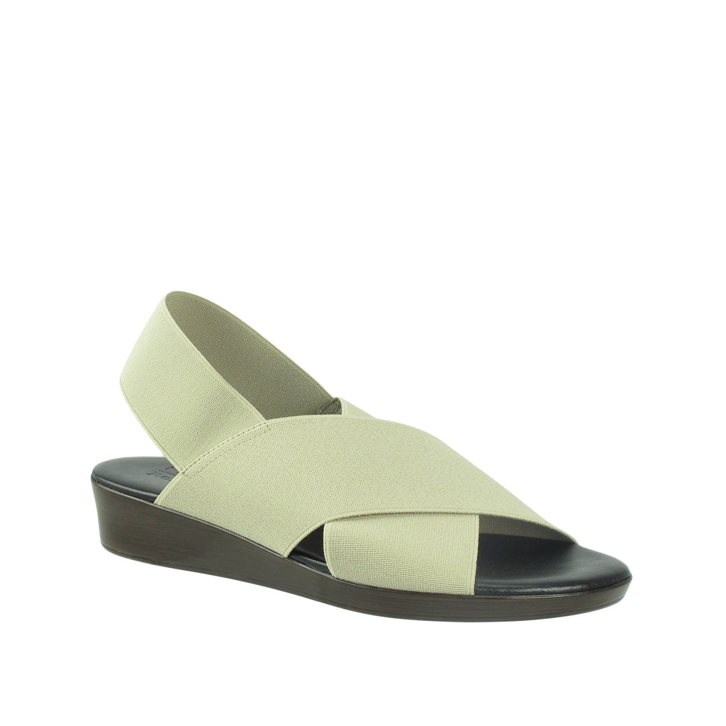 Rapisardi by Ron White - Hatty Cross Strap Sandals - Seaside Soles