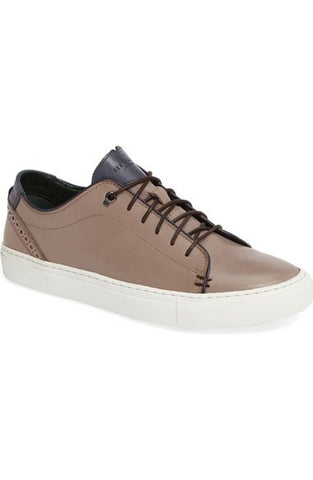 Ted Baker - Kiing Sneaker Light Brown - Seaside Soles