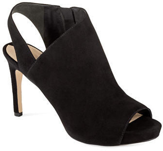 Via Spiga - Nariah Peep-Toe Bootie - Seaside Soles