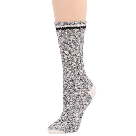 Wigwam - Harbour Bay Carbon Socks - Seaside Soles
