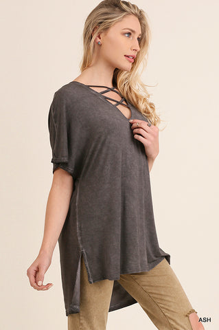 All About Ash Casual Top