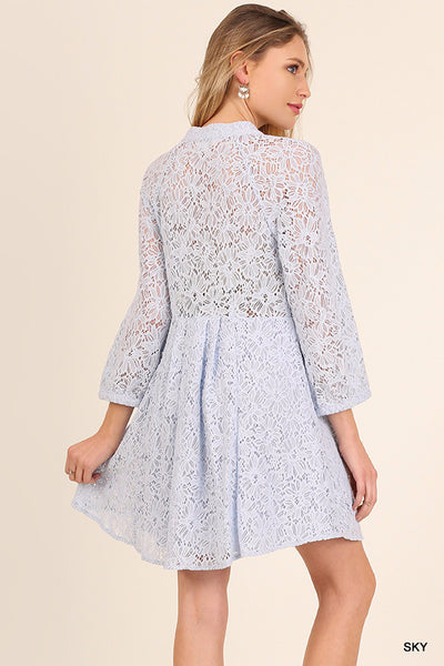 All About the Lace Dress