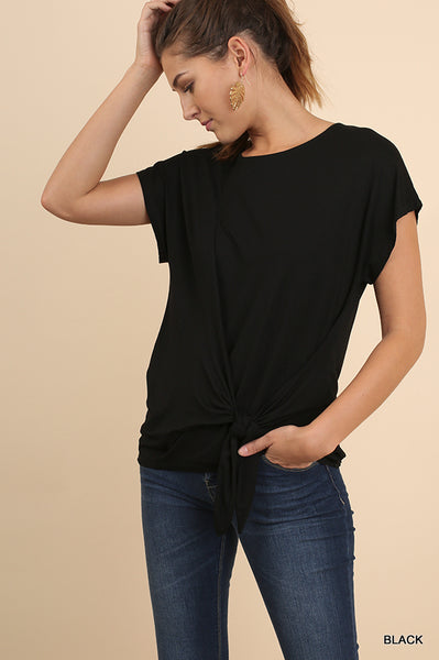 Barely Basic Black Top