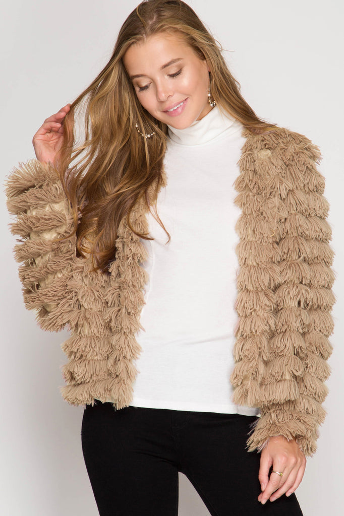 Fabulous in Fur Jacket