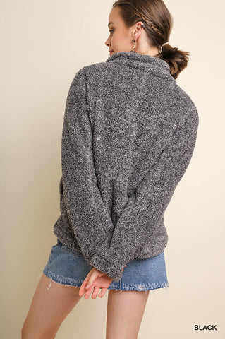 Fun and Furry Pullover