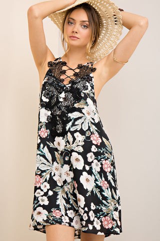 A Perfect Day Floral Sundress