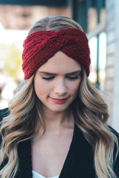 Twisted Braid Headband