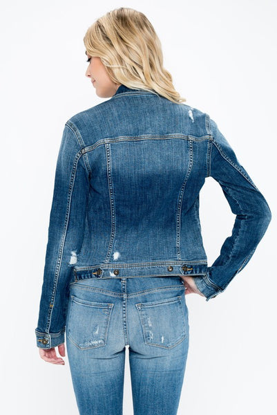 Sneak Peek Jean Jacket