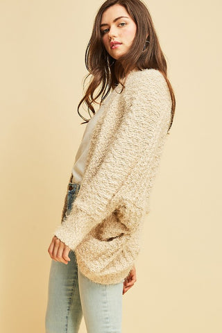 Warm and Fuzzy Sweater