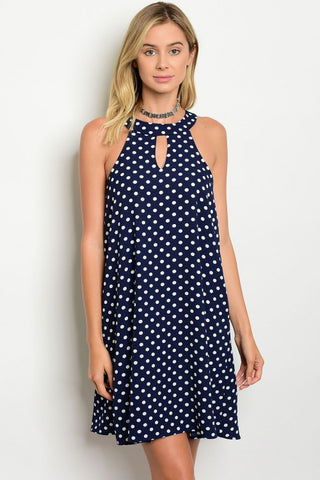 The Perfect Polka Dot Dress