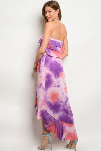 Terrific in Tie Dye Two Piece Set