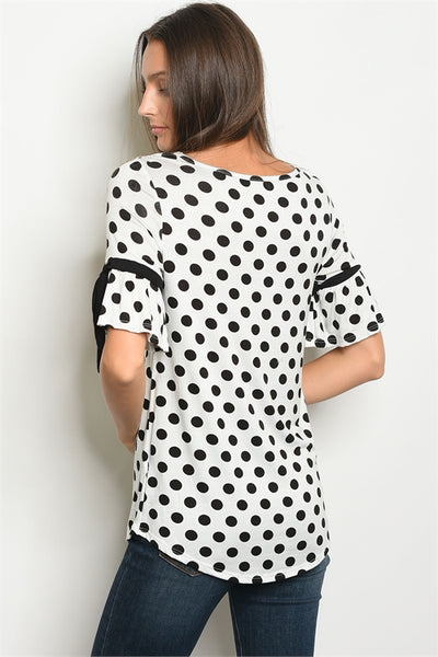 Another Polka Dots Please Top