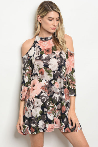 Totally Floral Dress