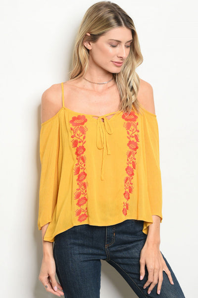 Must Have Mustard Top