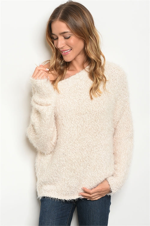 Dreamy Creamy Sweater